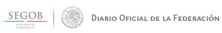 Diario oficial de la federación, méxico