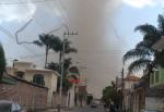 Tornado en tangancicuaro