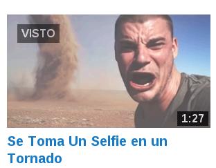 selfie-tornado